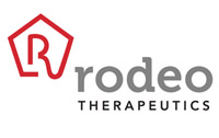 Rodeo Therapeutics logo.