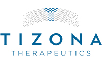Tizona Theraputics logo.